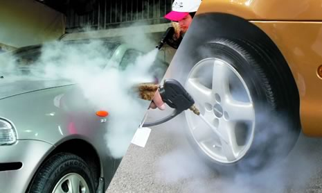 Best car steam wash services in Surat
