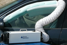 Best car ozone treatment services in Surat