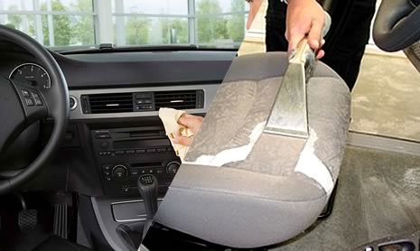 Best car interior cleaning services in Surat